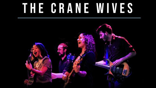 The Crane Wives' new album has 20 tracks recorded live in February, and comes as close as anything to representing the dynamic and infectious flavor of The Crane Wives in concert without actually being there.