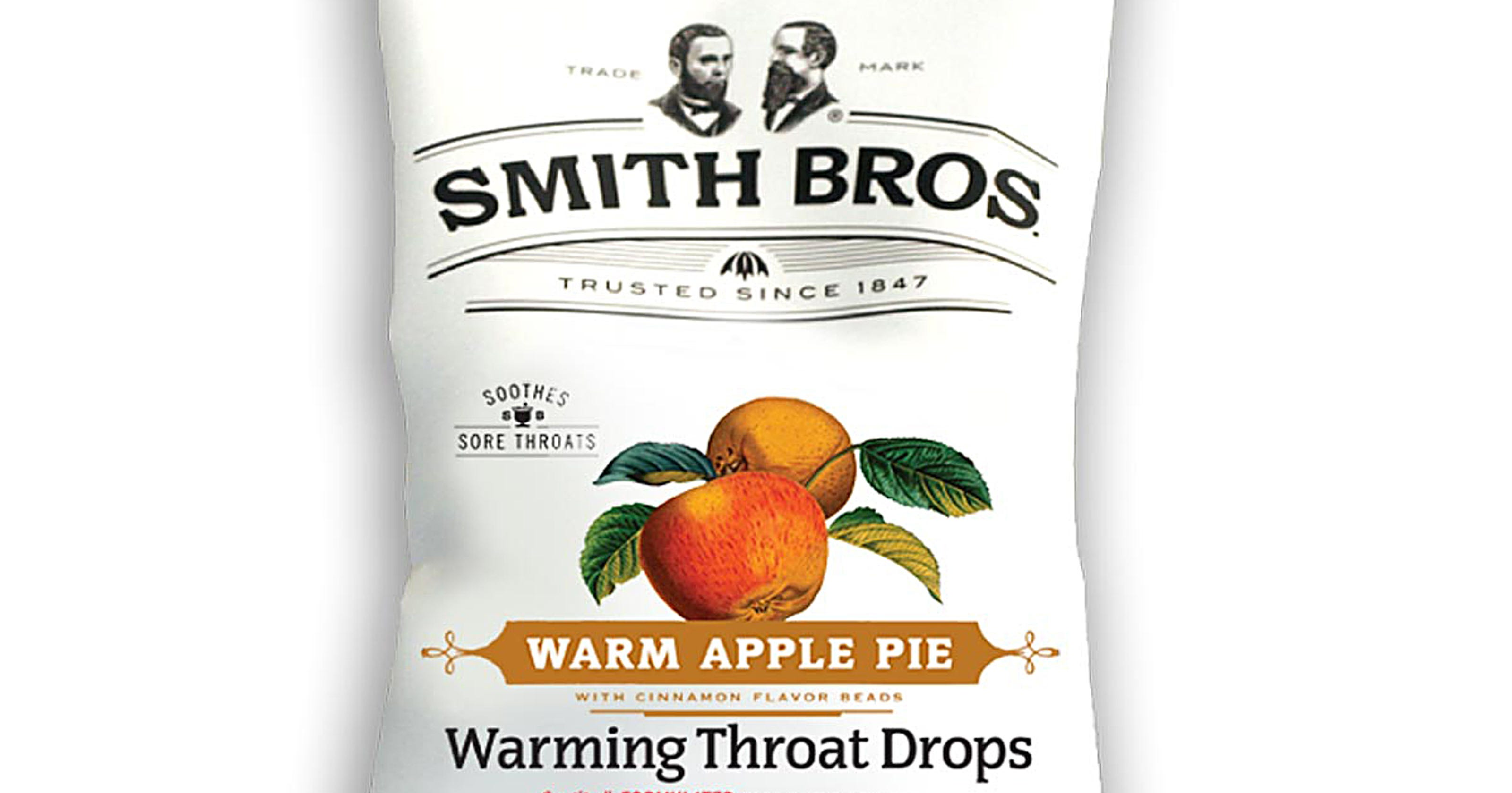 Smith Brothers Cough Drops Return Golden Throat Lozenge