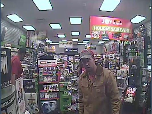 1222 stolen wallet suspect