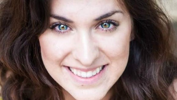 Cherisse Ariel Martinelli plays the title role in Tacoma
