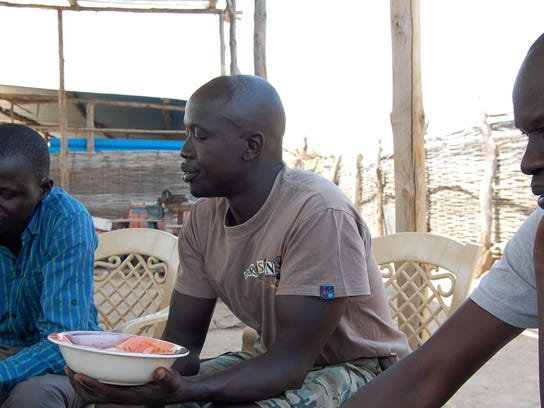 Lost Boy Finds Water For South Sudan