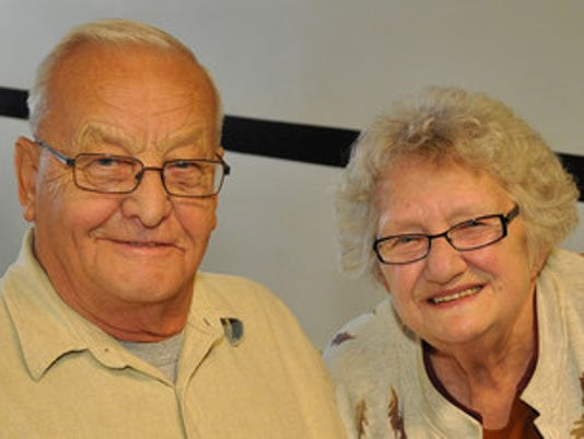 Anniversaries: Woody Becker & June Becker
