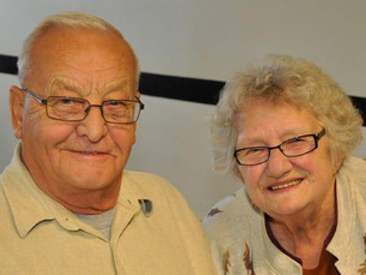 Anniversaries: Woody Becker & June Becker