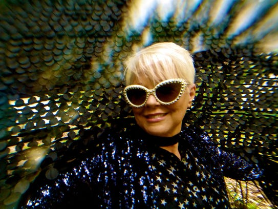 Cindy Wilson has spent 40 years with The B-52s and