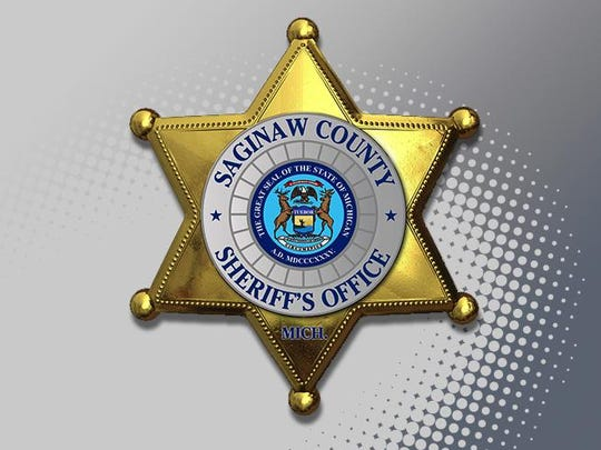 The Saginaw County Sheriff's Office says a man was