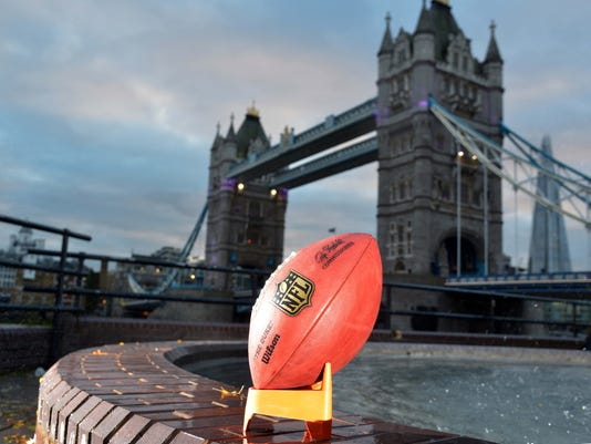 NFL: International Series-London Views