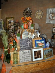 Sassy Creations offers a variety of unique gifts, home