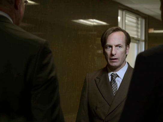 Bob Odenkirk is Jimmy McGill in 'Better Call Saul.'