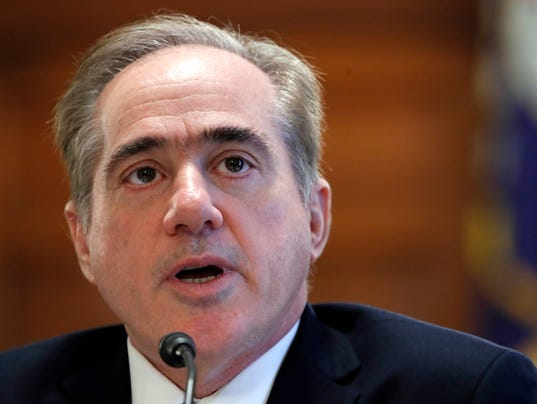 AP VETERANS SHULKIN TRAVEL A FILE USA DC