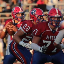 Collins is center of attention on Valley front