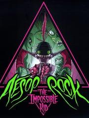 Impossible Kid, Aesop Rock
