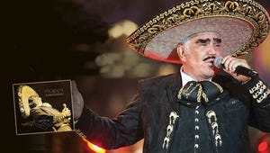 Vicente Fernández, a legendary Mexican singer and icon, was hospitalized on Friday following a fall at his ranch in Guadalajara, Jalisco.