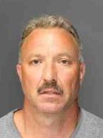 Robert Gandolfo is charged with attempted robbery by the Orangetown police.