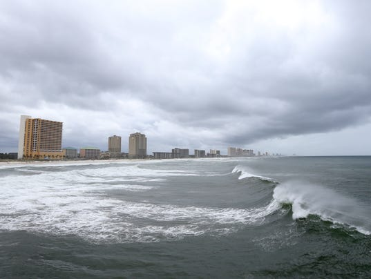 What Is The Weather In Panama City Beach Florida Today