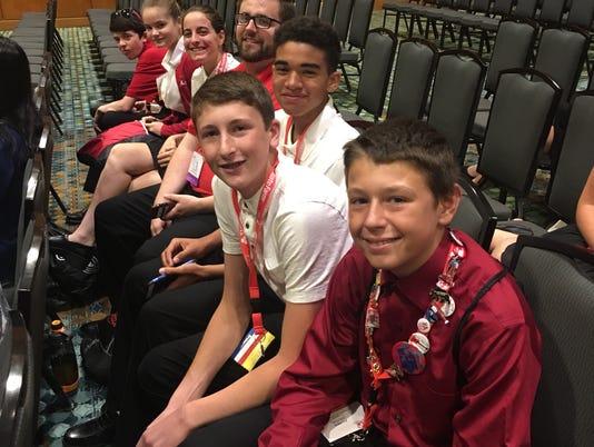 Millbrook students.JPG