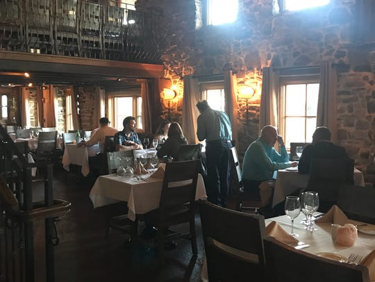Father's Day diners will enjoy a historic experience