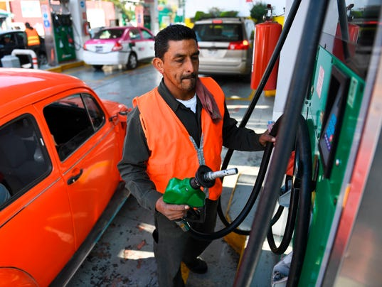 MEXICO-FUEL-PRICE