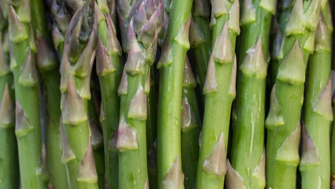 From planting to harvesting asparagus takes two to three years, but the wait is well worth the reward.