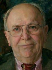 """Bob Osterhaus was part of Rose Frantzen's """"Portrait"""
