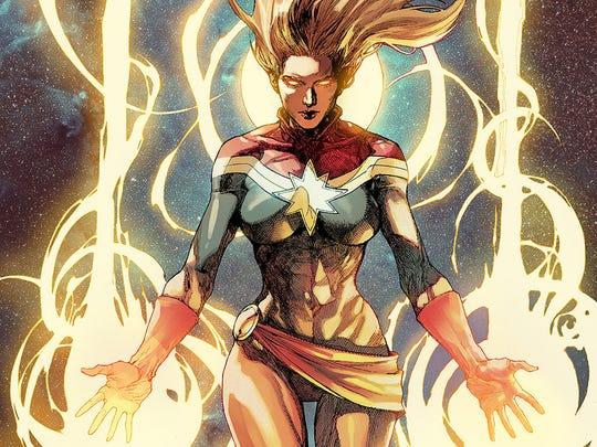 Captain Marvel relaunch
