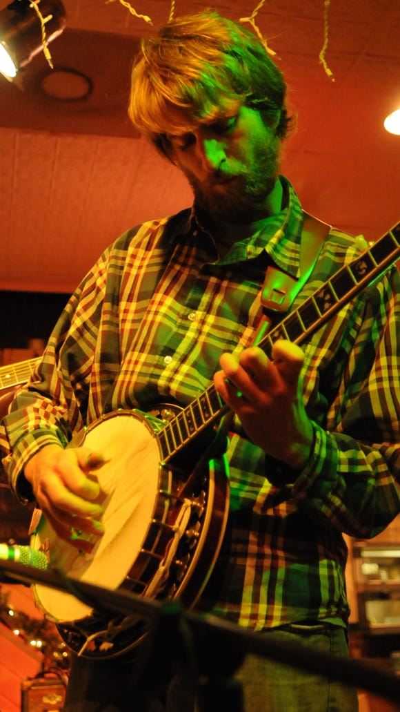 Chester River Runoff will perform at Milford's first Brewgrass Festival.
