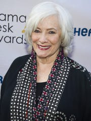 Betty Buckley attends the Drama Desk Awards in New York in 2014.