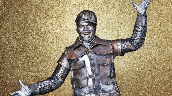 Relive the greatness: Tin Man dabs on 'The Wiz'