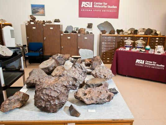 Center for Meteorite Studies