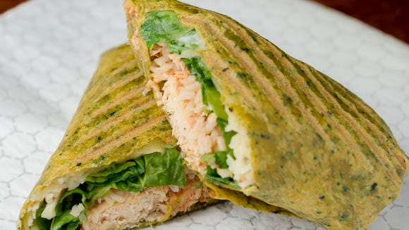 Fit Blendz offers hot meals, wraps and smoothies in addition to meal prep options.