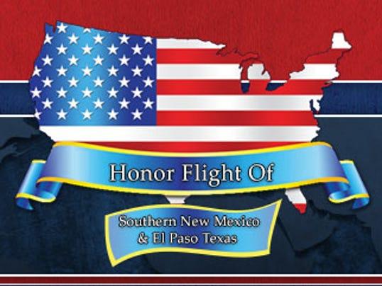 Honor Flight of Southern New Mexico logo