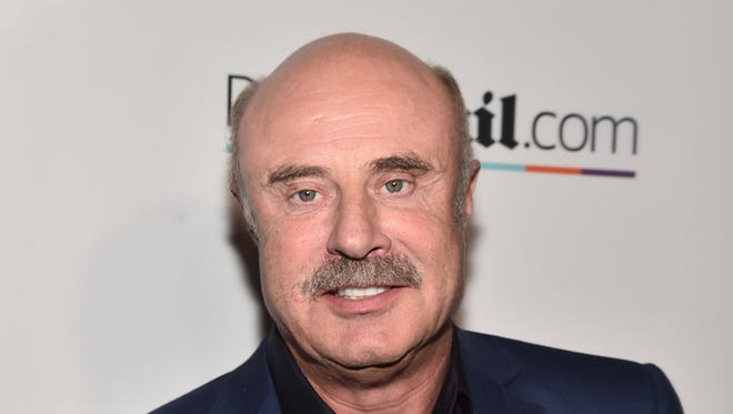 Dr. Phil McGraw attends an after-party for the People's Choice Awards in 2016.