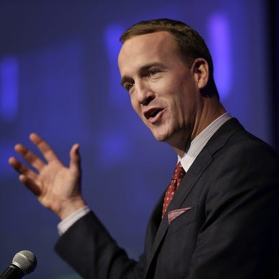 Will Peyton Manning run for the Senate from Tennessee? He says no