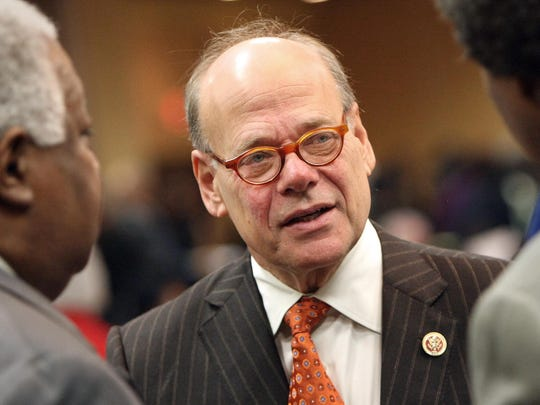 More than three-quarters for U.S. Rep. Steve Cohen's district is non-white, but Cohen lacks any people of color among his top staffers, according to a report from the Joint Center for Political and Economic Studies.