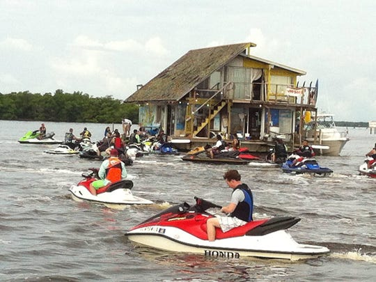 Jasper's Bait Shop is one of the stops during the PWC Aqua Challenge on June 10 to benefit the Midwest Food Pantry in Cape Coral.