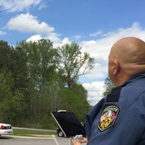 Sheriff's Office drone provides eyes over Dickson County