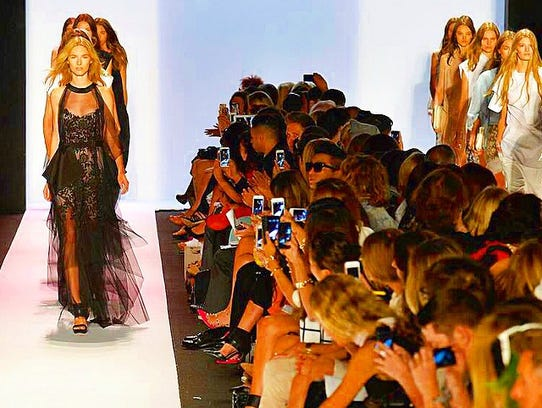 Blogger Covers Fashion Week For Southwest Florida
