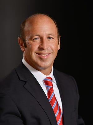 Scott Foster has served as Hendersonville's mayor since 2004.