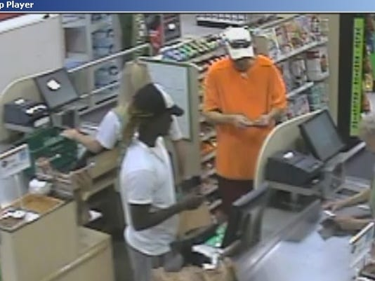 Publix Popeyes Cloned Credit Card Suspect