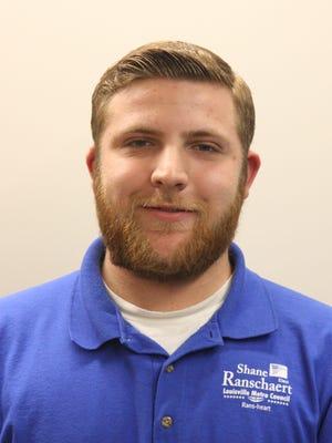 Shane Ranschaert, Metro Council District 14 candidate.