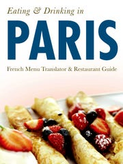 The eating and drinking series includes this book on the culinary treasures of Paris, France.