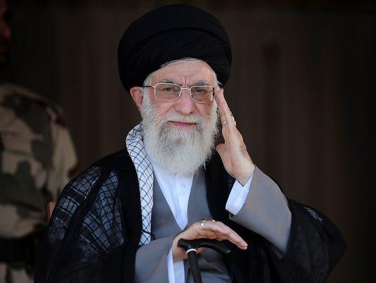 AP Mideast Iran US