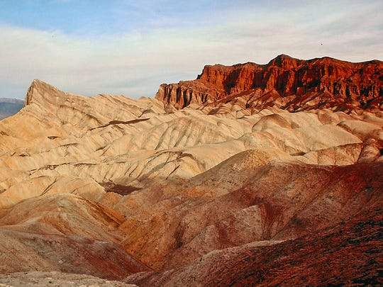 More than 50 movies have filmed at the otherwordly desert setting of Death Valley.