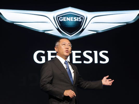 Hyundai Motor launches global brand Genesis