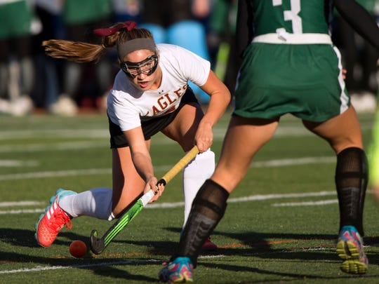 Whitney Point senior Leanne Bough was named New York's Player of the Year by MAX Field Hockey.