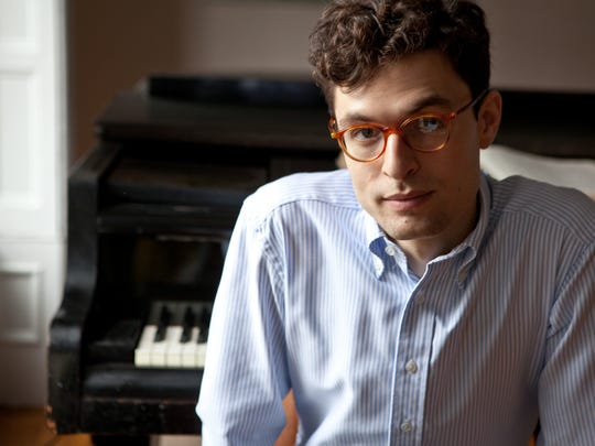 "Timo Andres performed his own piano concerto, ""The Blind Banister"" with the CSO"