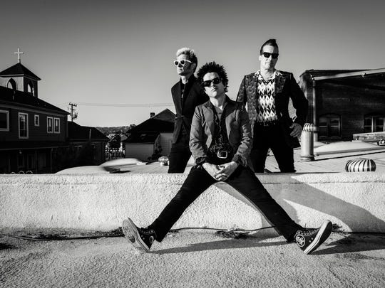 Green Day kicked off its Revolution Radio World Tour on March 1.