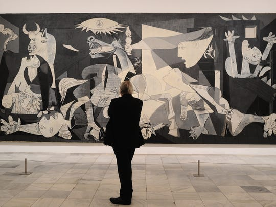 Pablo Picasso's 'Guernica' was inspired by the Nazis'