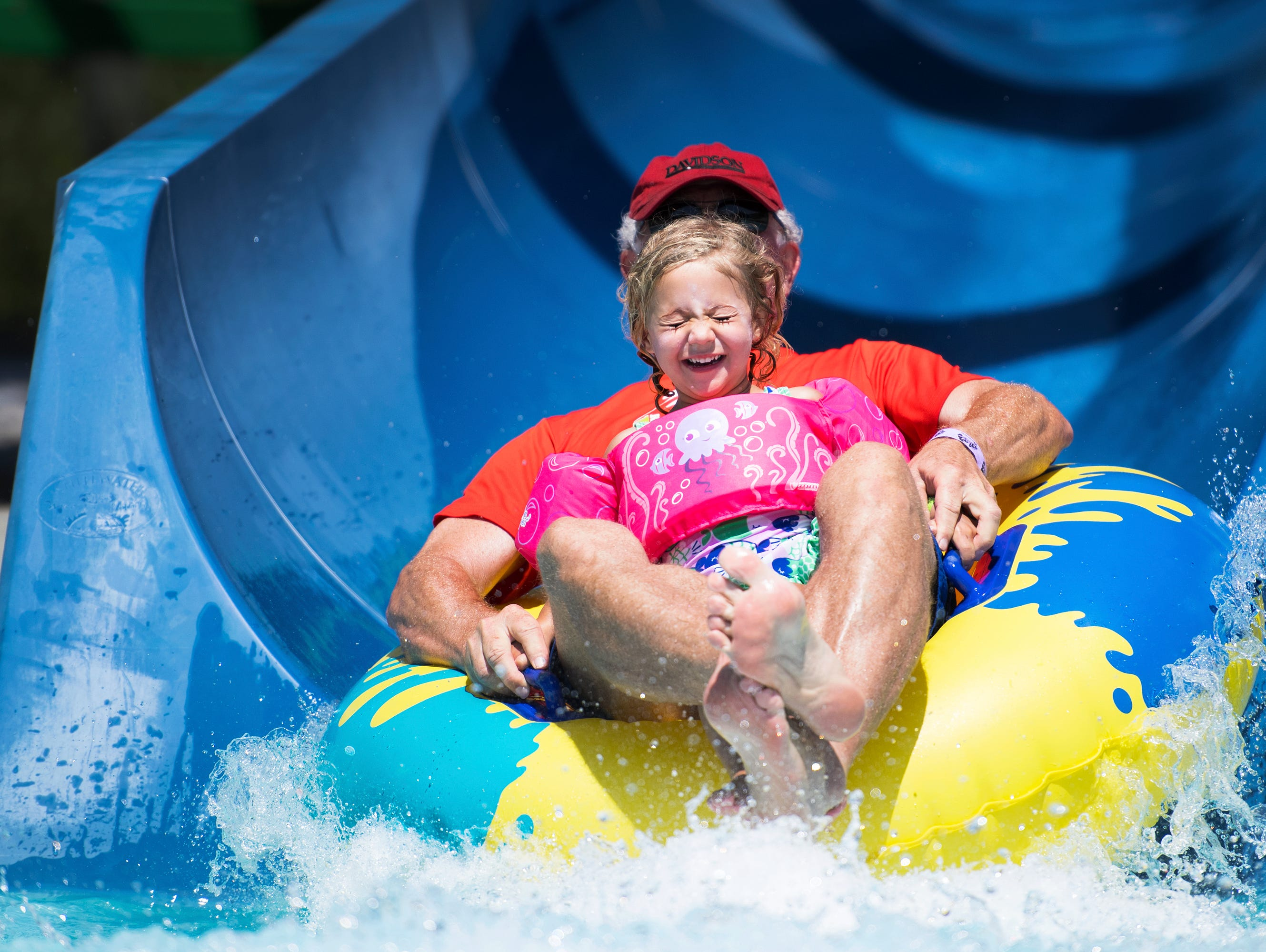 See what you can do this summer in Greenville to beat the heat!