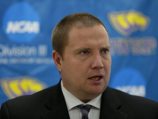University of Wisconsin-Stevens Point athletic director