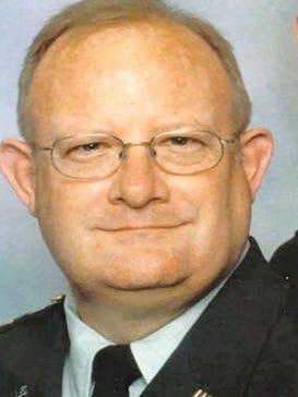 Retired Lt. Col. Jeff McClure will be the keynote speaker Monday at the Memorial Day program in Jonesville.